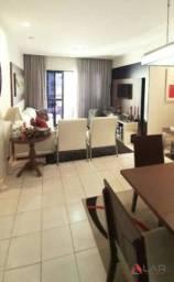 Apartamento com 3 quartos, 90 m², Jardim Camburi - Vitória/ES
