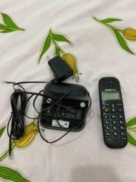 telefone sem fio, sem uso