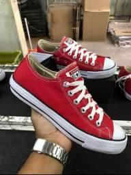 Sapatos disponíveis