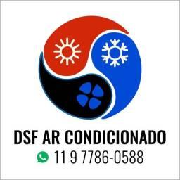DSF AR CONDICIONADO INSTALAÇÃO E MANUTENÇÃO