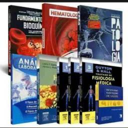 Livros de Biomedicina