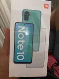 Xiaomi redmi Note 10 128gb cinza Lacrado !!!