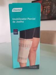 Imobilizador parcial de joelho tamanho GG