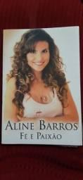 Livro Aline Barros Fé e Paixão