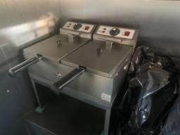 Food truck novíssimo pronto pra trabalhar