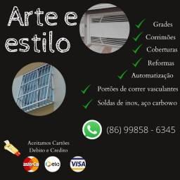 Serralheria Arte & estilo