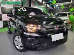 Fiat Mobi Like - 1.0 Flex Manual - Preto - 2020