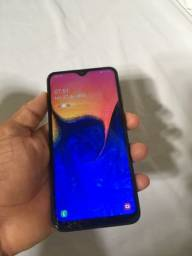 Samsung a10(DEFEITO NA TELA)