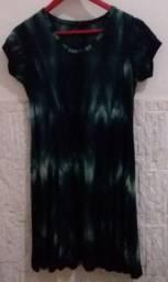 Título do anúncio: Vestido em tecido em malha