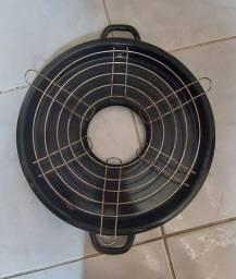 Churrasqueira de fogão