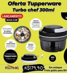 Turbo Chef Tupperware 300ml