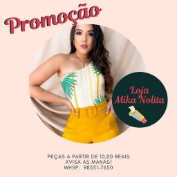 Liquida Janeiro loja Mika Nolita