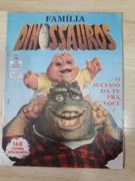Álbum Família Dinossauros 1993