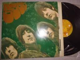 LP Beatles- Rubber Soul