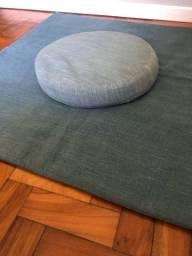 Zafu + zabuton (meditação)