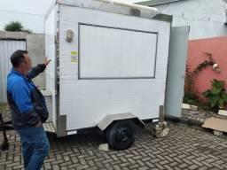 Vendo trailer em perfeita condições de uso.