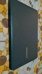 Notebook Samsung Essentials E20. Semi-Novo