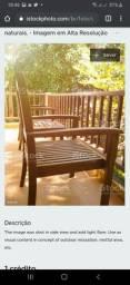 Cadeiras 2 (Com estofado)