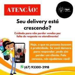 Aplicativo para delivery (Aproveite nosso valor promocional)
