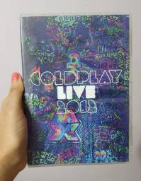 Cd Coldplay Live 2012