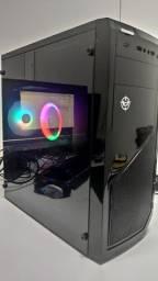 PC Gamer Intel i5 9400f Nona Geração + Geforce GTX 1650 + SSD
