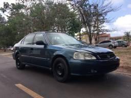 Honda Civic Lx 1.6 16v 99