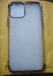 Capa Tpu iPhone 11 Pro *Rosê*