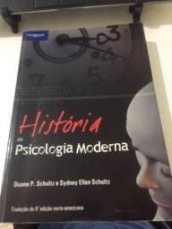 História da Psicologia Moderna - Schultz & Schultz