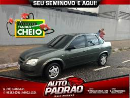 CLASSIC LS 1.0 2011 COMPLETO #SóNaAutoPadrão - 2011