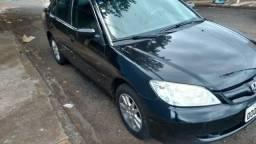 Honda Civic LXL,completo - 2004