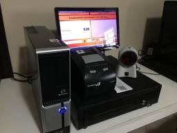 Kit PDV Completo Novo (CPF na nota)