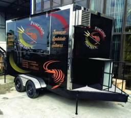 Tire seu sonho do papel com a quality reboques food truck