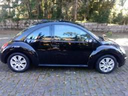 Volkswagen New Beetle 2.0 Autom+Tip 6 marchas c/Teto Solar abaixo Fipe - 2008