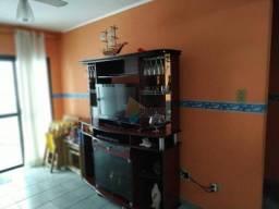 Apartamento com 2 dormitórios para alugar, 110 m² por r$ 1.800,00/mês - canto do forte - p