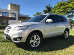 Santa Fé 3.5 V6 4x4, GNV de V Geração, impecável, aceito trocas e financio - 2011