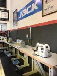 Visite Nosso ShowRoom das Máquinas de Costura J*A*C*K*