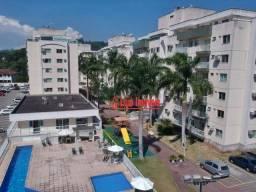 Apartamento com 2 dormitórios à venda, 60m² por r$210.000 - várzea das moças - são gonçalo