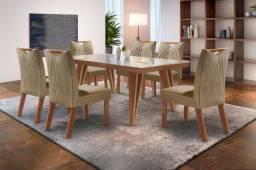 Mesa com 6 cadeiras Hera (PD)