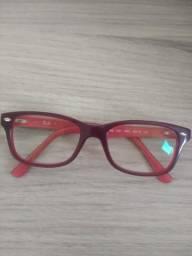 Armação de óculos infantil Ray Ban