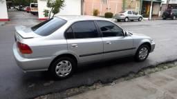Honda civic de garagem 48000km original - 1998