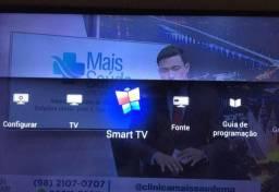 TV 40p smart completa