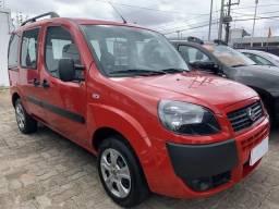 Fiat Doblo Essence 1.8 Flex 2018.2019 + IPVA 2020 Pago - 2018