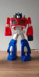 Vende-se boneco Transformer Optimus Prime