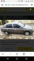 Renault Clio 2006 sedã Privillege completo - 2006
