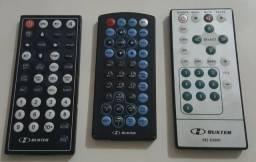 Controles para som automotivo (diversos)
