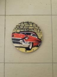 Relógio de parede Cadillac