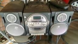Som Cd e Rádio