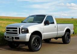 Ford F-250 Exclusiva Impecável - 2007