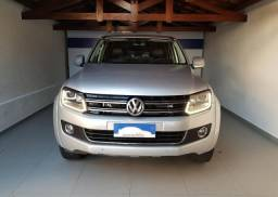 Amarok 2.0 Highline 4X4 Cd 16V Turbo Intercooler Diesel 4P A P - 2016