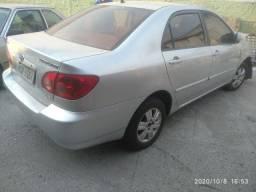 Vendo Corolla 2006 batido a frente